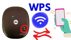 How to Enable WPS in JioFi | What is WPS in JioFi